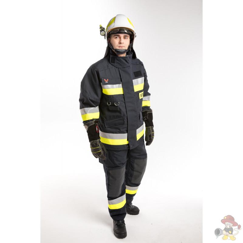 Schutzanzug SET FHR Typ A bestehend aus Überjacke und Überhose