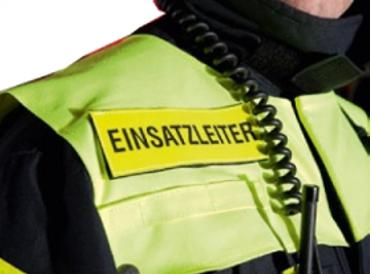 Bekleidung Einsatzleiter / Ausbilder