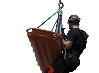 der Feuerwehrausstatter Höhenrettung