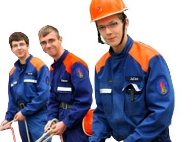 der Feuerwehrausstatter Jugendfeuerwehr