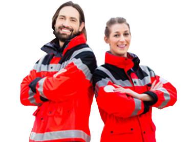 der Feuerwehrausstatter Rettungsdienstbekleidung
