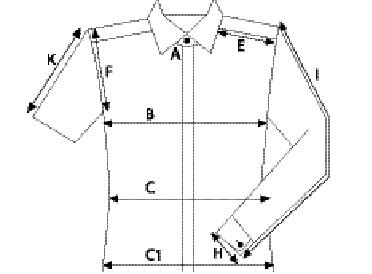 Diensthemden richtig messen